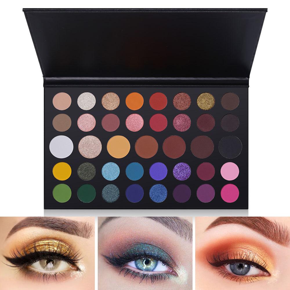 39 Shade Eyeshadow Palette
